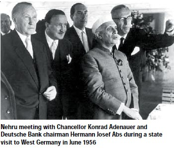 nehru-meeting-with-chancellor-konrad-adenauer-nov2014