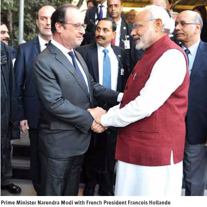 narendra-modi-with-french-president-francois-hollande