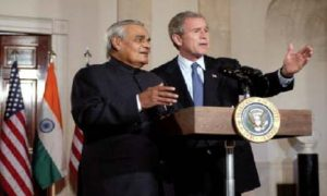 jordge-bush-and-atal-bihari-vajpayee