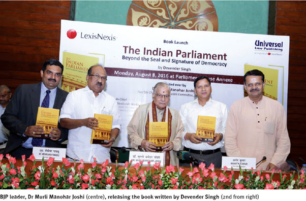 lauched-of-the-indian-parliament-book