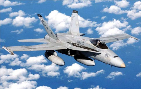 F-18-fighter-jets-to-the-Indian-Navy