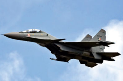 India and Russia have signed a draft contract for Sukhoi T-50