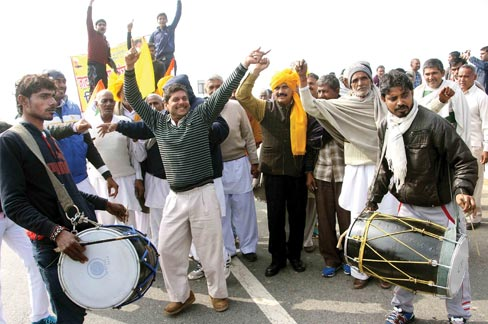 Many young Jats have run up debts
