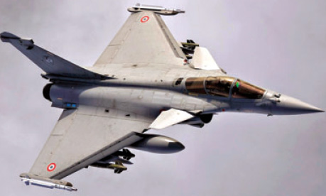 Rafale has both land-based and maritime variants