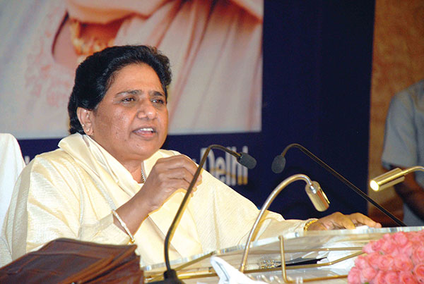 Mayawati former up chief minister