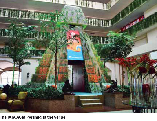 IATA-AGM-Pyramid-at-the-venue