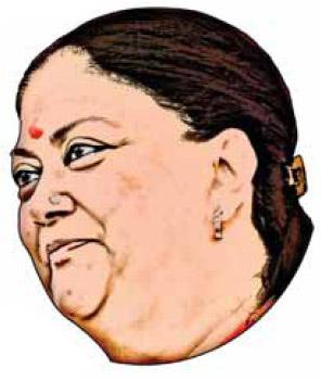 Rajasthan-Chief-Minister-Vasundhara