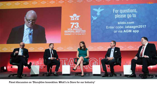 iata-Panel-discussion-on-Disruptive-Innovation