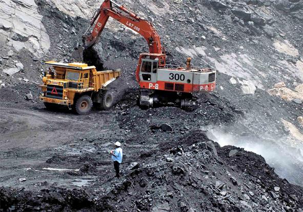 coal-mining