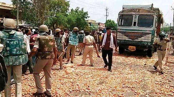 madhyapradesh-farmer-protests