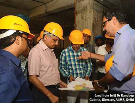 Dr Randeep Guleria, Director, AIIMS, Delhi