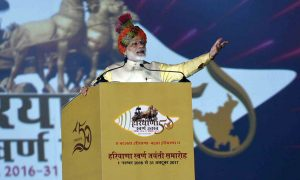 Narendra-Modi-addressing-at-Haryana-Swarna-Jayanti-Celebrations-new