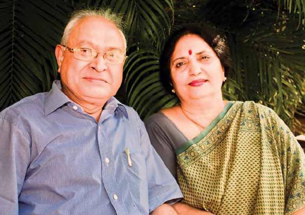 vishnu bhagwan and his wife