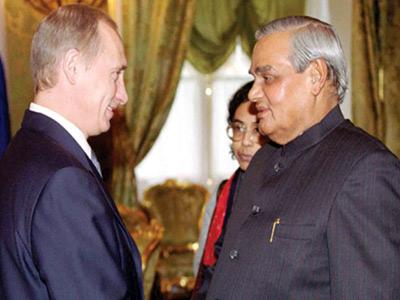 Atal-and-Vladimir-Putin