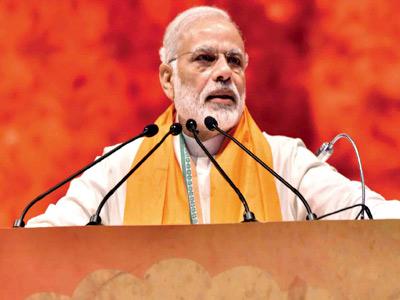 Narendra-Modi Indian PM