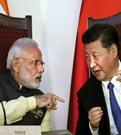 narender-modi-and-china-president