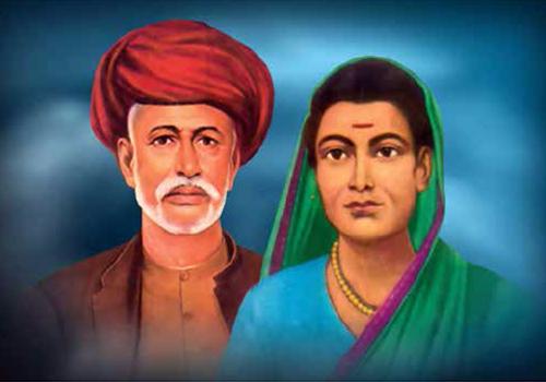 Mahatma-Jyotiba-Phule-and-Savitribai-Phule