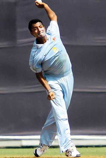 Ankit-Chavan Cricketer
