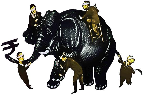 Black-elephant