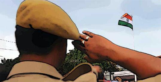 delhi-police-jawan-slute-to