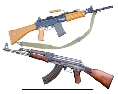 indian-army-riffles
