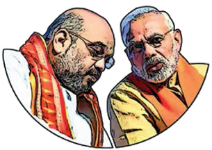 Narender Modi and Amit Shah plan discussion for election 2019