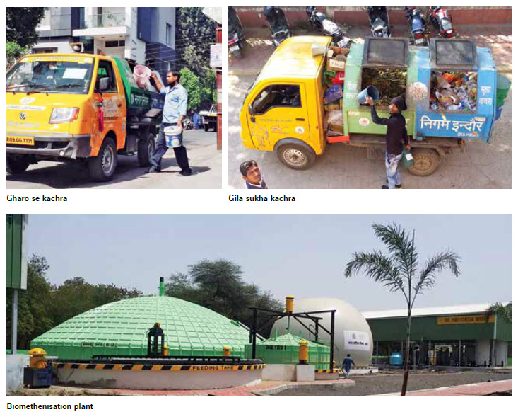 vehicle-in-indore-clean-city