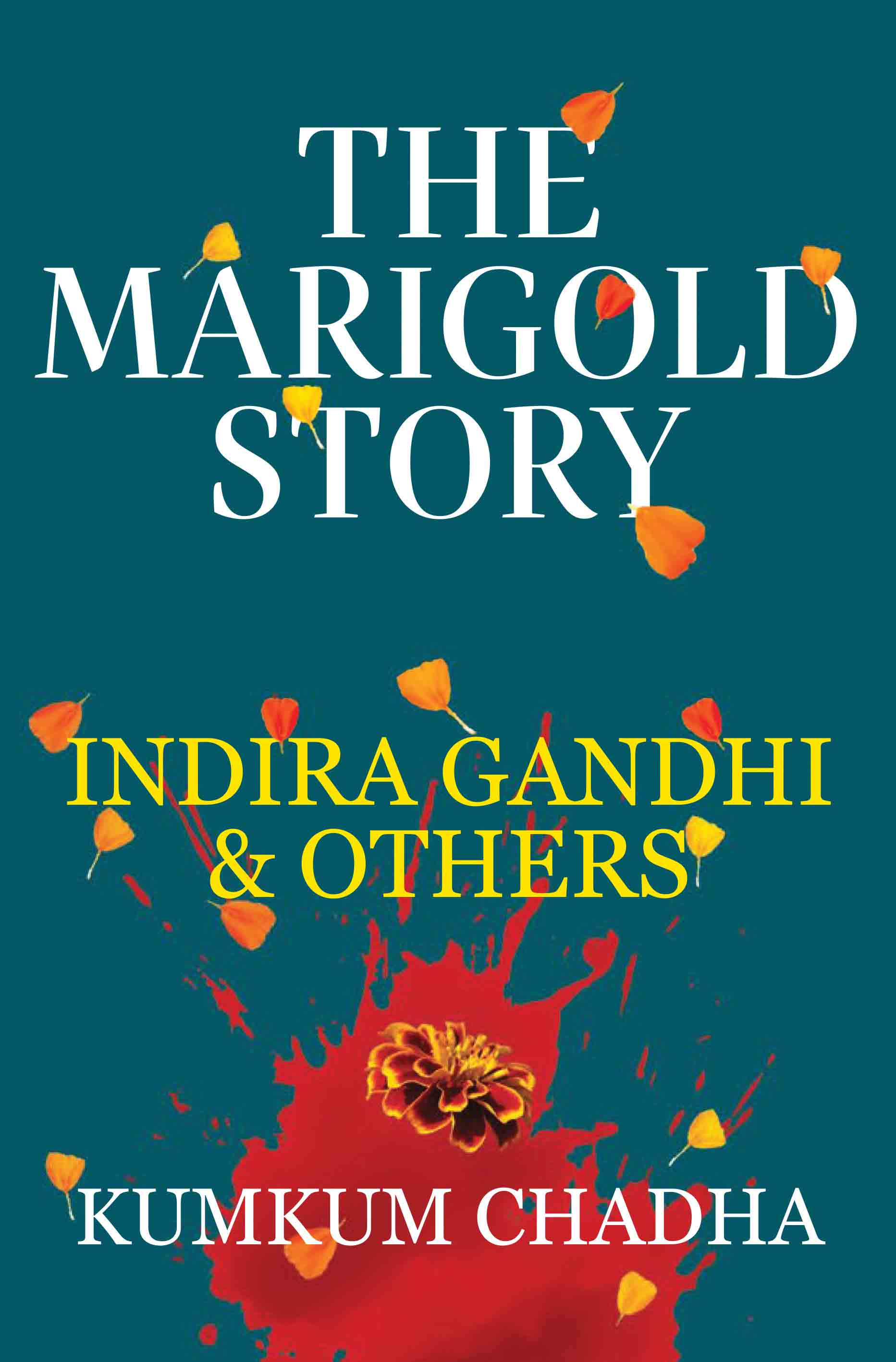 The Marigold Story - Cover (Jpg)