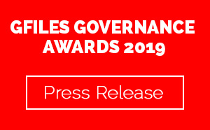 gfiles governance awards 2019 press release