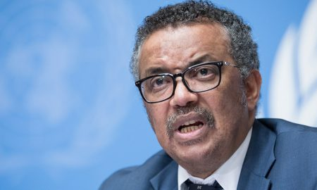 Tedros Adhanom Ghebreyesus, Director-General, World Health Organisation (WHO)